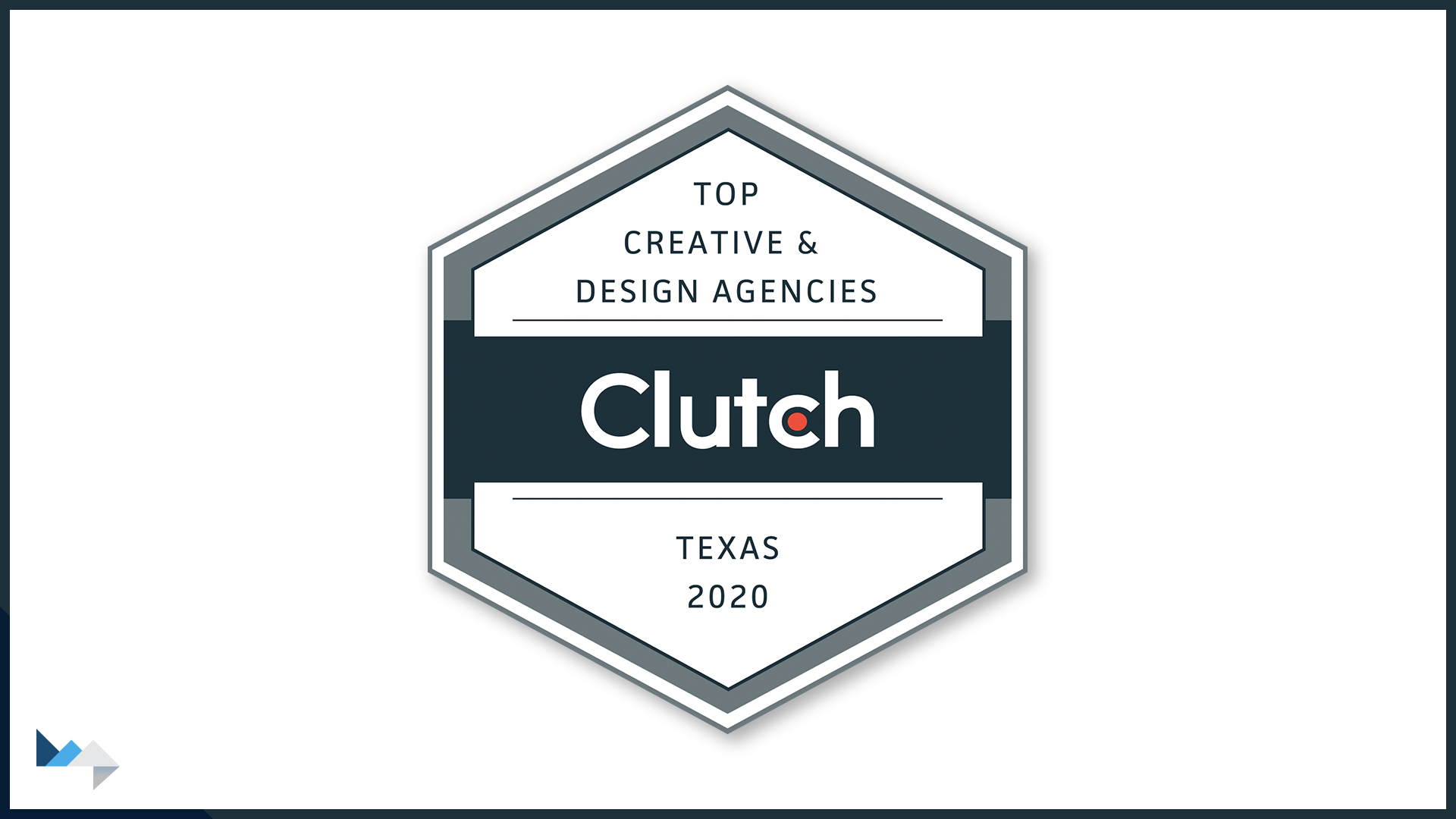 Clutch Top B2B Company Award