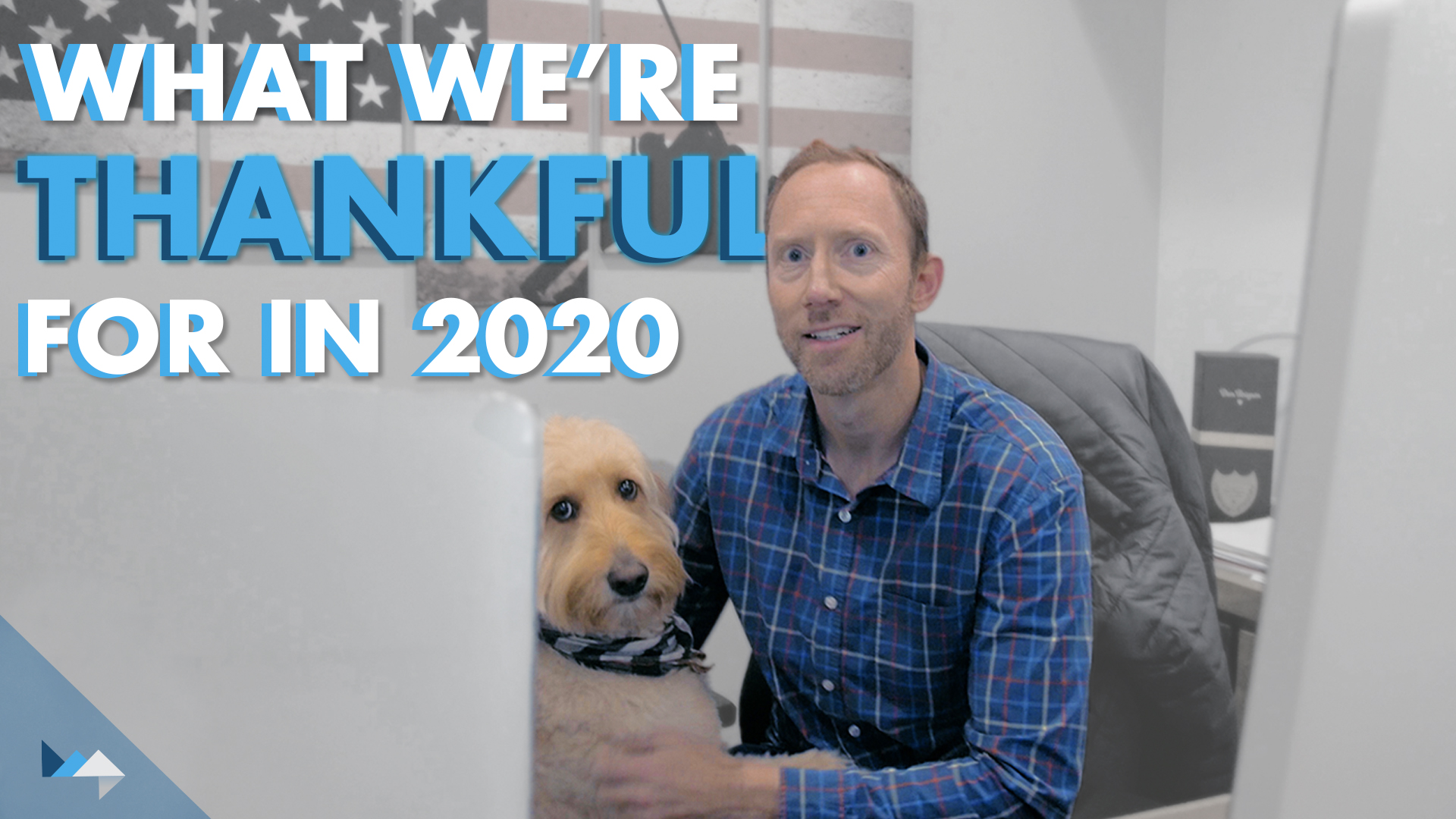What We're Thankful For